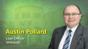 austin Pollard RCB Bank